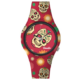 doodle watch red skull stl
