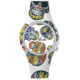 doodle watch white skull stl