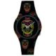 doodle watch black skull stl