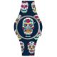 doodle watch blue skull stl