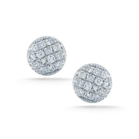 Earrings - White Gold - 0.14 Ct.