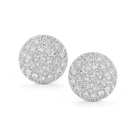 Earrings - White Gold - 0.25 Ct.